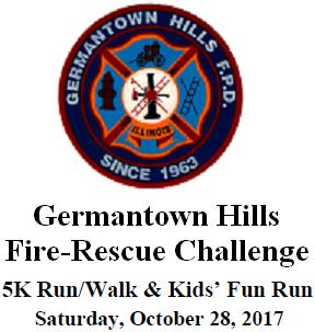 GHFD Fire - Rescue Challenge 5K, Metamora Herald
