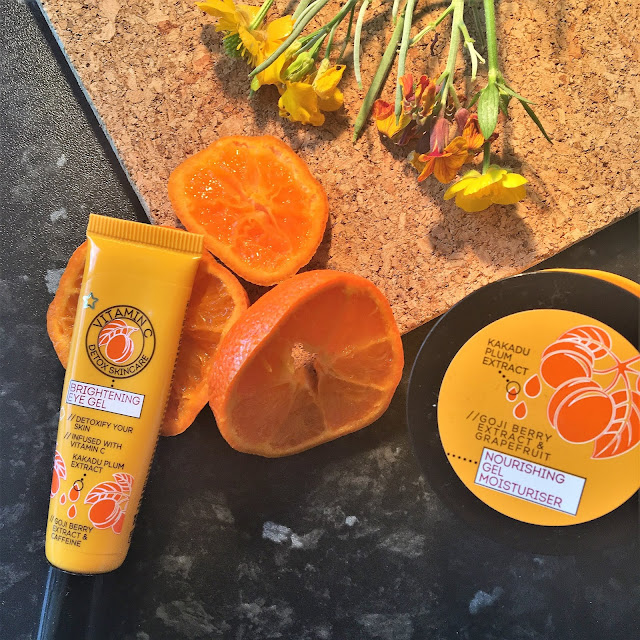 Superdrug Vitamin C Detox Skincare