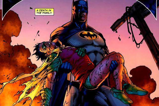 siapa jason todd adalah robin kedua yang dibunuh joker