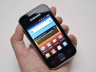 Galaxy Y: um smartphone barato e veloz