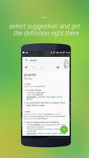 onTouch English Dictionary - Premium APK
