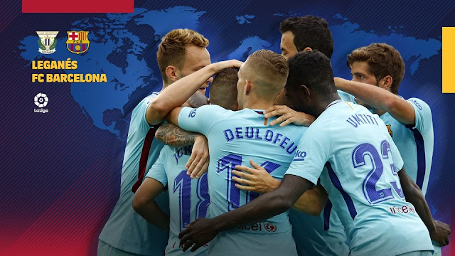 Prediksi La Liga Spanyol Leganes vs Barcelona 27 September 2018 Pukul 01.00 WIB
