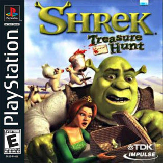 descargar shrek treasure hunt psx por mega