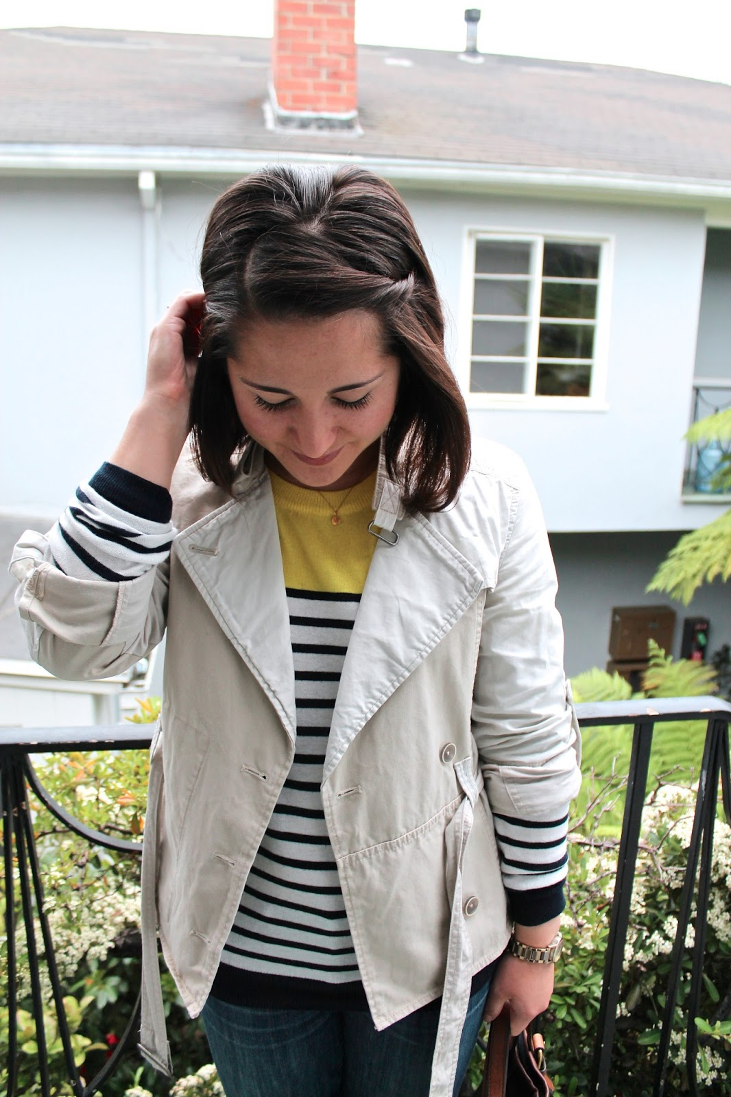 anthropologie-patched-surplus-jacket-and-striped-sweater