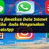 Inilah Cara Jimatkan Data Intenet  Ketika  Anda Mengunakan WhatsApp