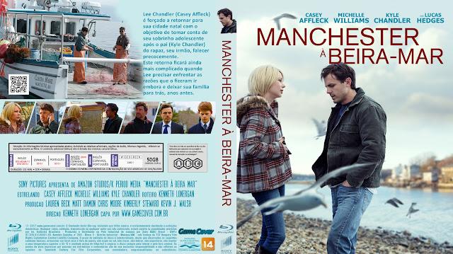 Capa Bluray Manchester À Beira Mar [Exclusiva]
