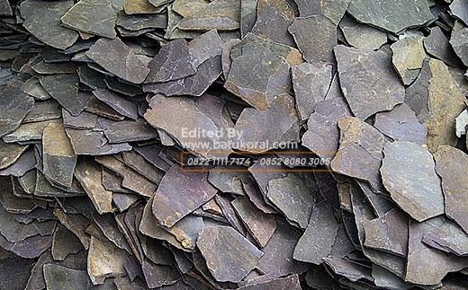 harga batu alam templek di jakarta tangerang bogor depok bekasi karawang