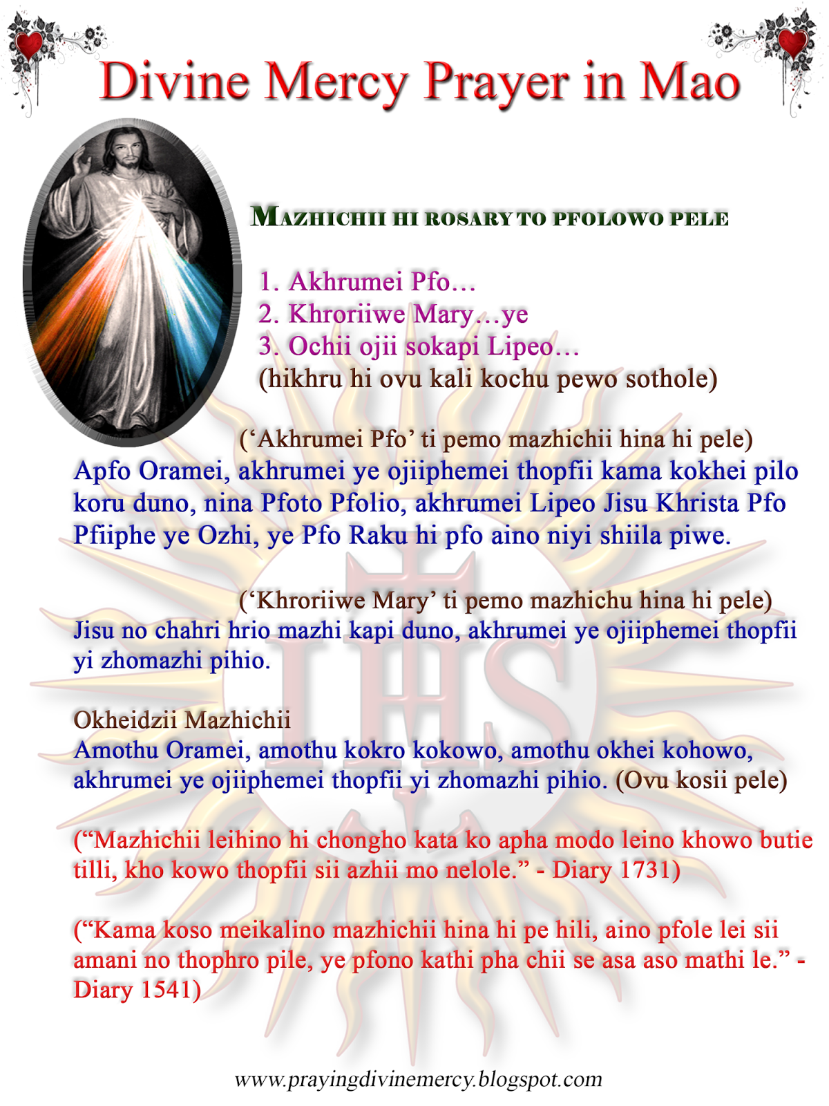 All Divine Mercy Reflections