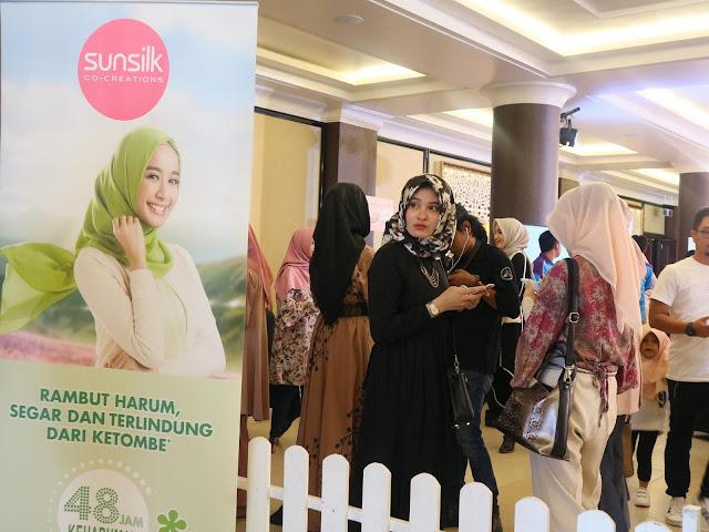 sunsilk hijab hunt 2018 di bandung
