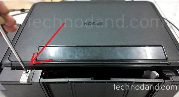 Epson L220 Red Light Blinking Problem Solution