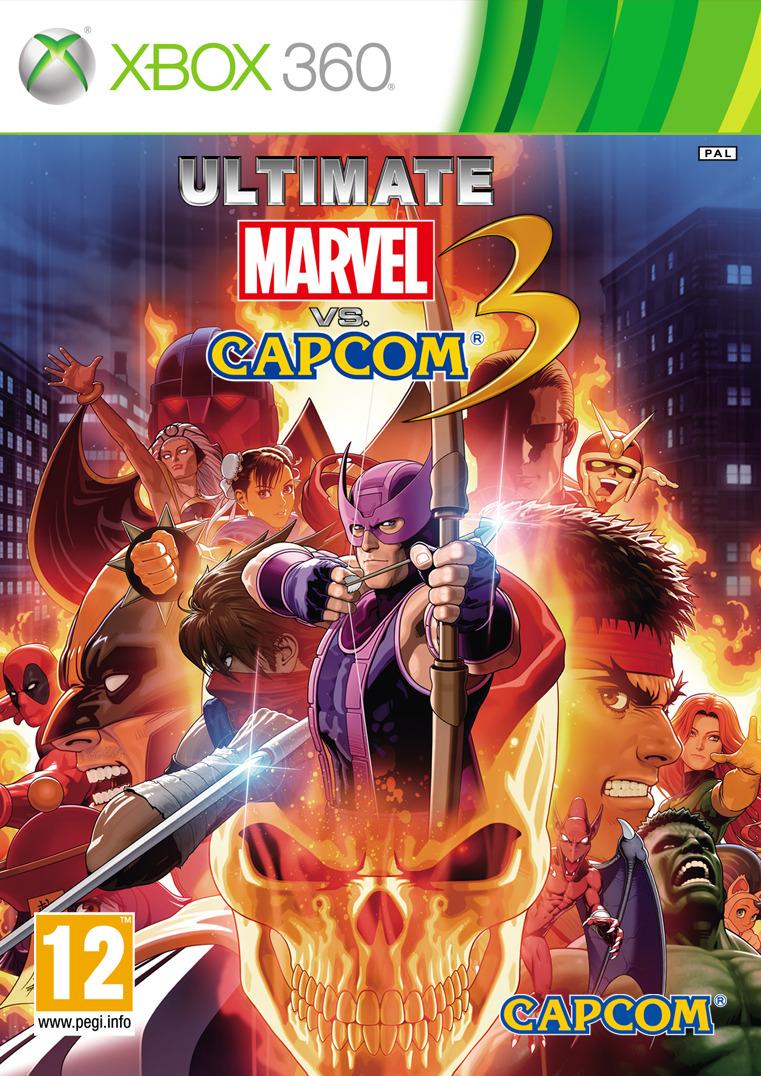 Gamin' NEWS! Ultimate Marvel vs. Capcom 3   G33K Life   761 x 1076 jpeg 398kB