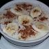 Receita de mingau de tapioca com banana e canela