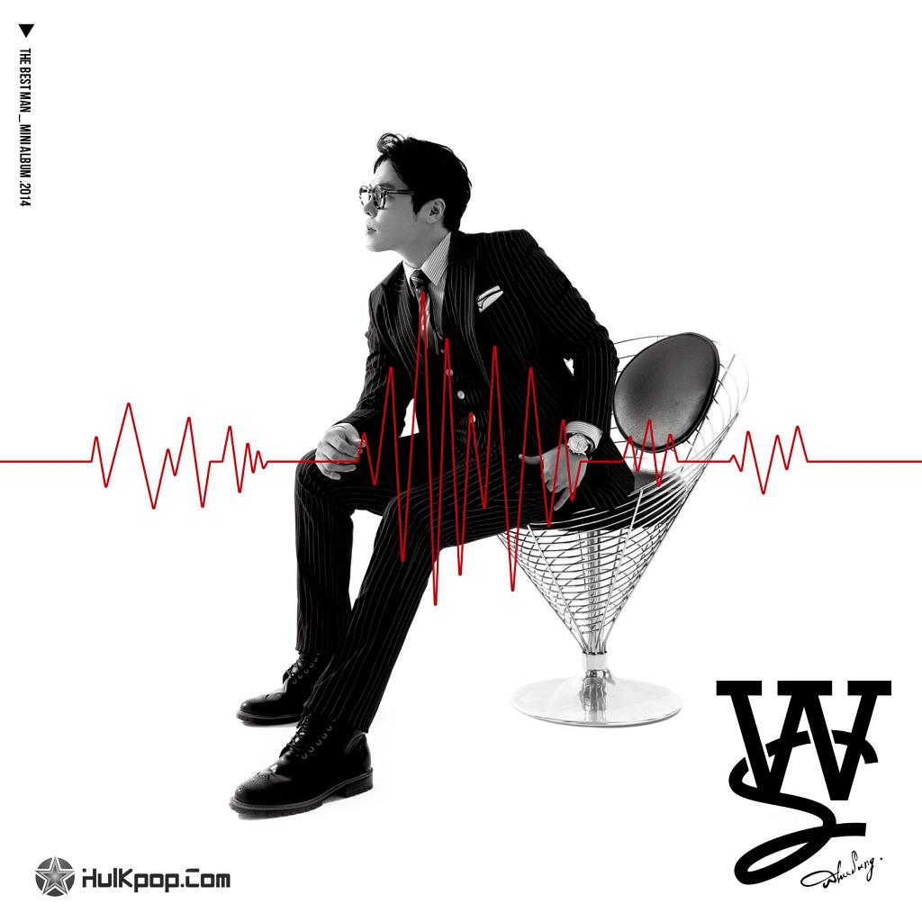 Wheesung – The Best Man – EP (FLAC)
