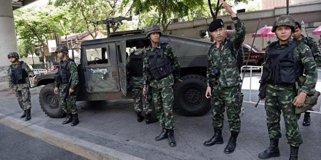 China Gagal Di Thailand Karena Angkatan Daratnya Segera Sadar Mereka Akan Segera Dijajah China