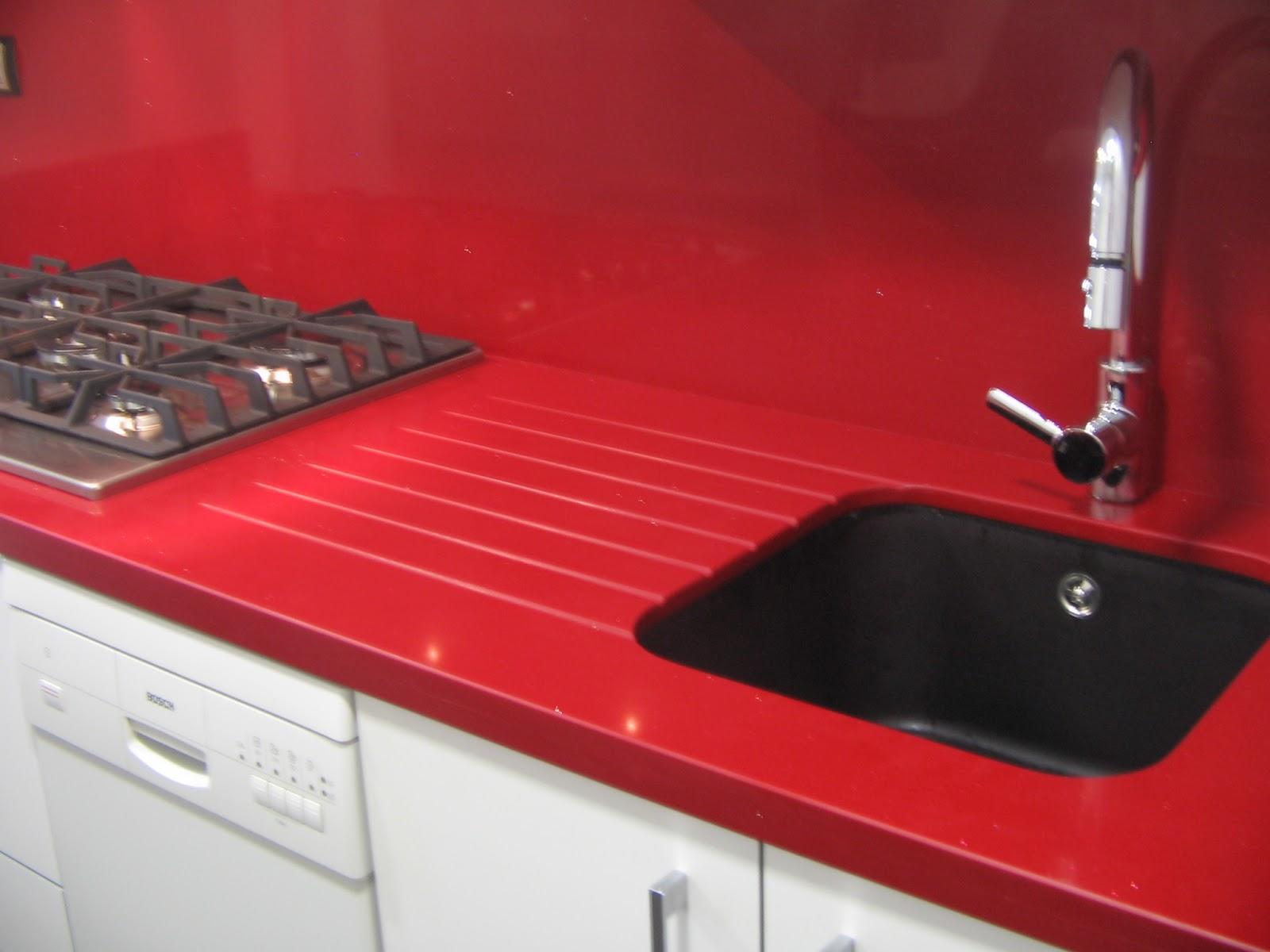Encimeras de cocina cu les son y c mo conservarlas - Colores de encimeras de silestone ...
