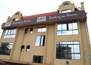 Kwft banker Africa awards