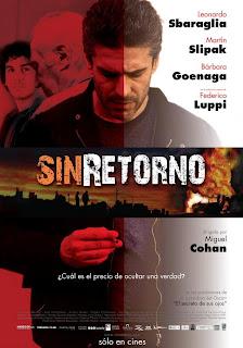 Sin Retorno DVDR NTSC Español Latino 2010