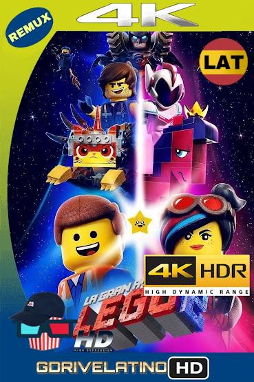 La Gran Aventura LEGO 2 (2019) BDRemux 4K HDR Latino-Ingles MKV