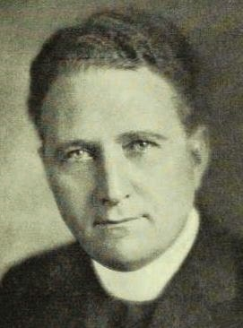 Fr. Rudolph Eichhorn SJ  (from 1931 Canisius College  Yearbook).