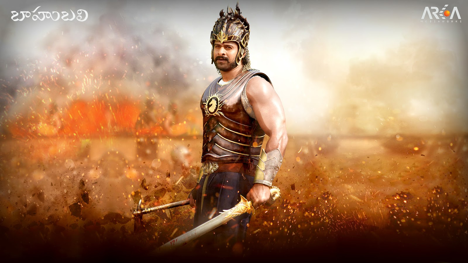 Baahubali Movie New HD Posters And Wallpapers