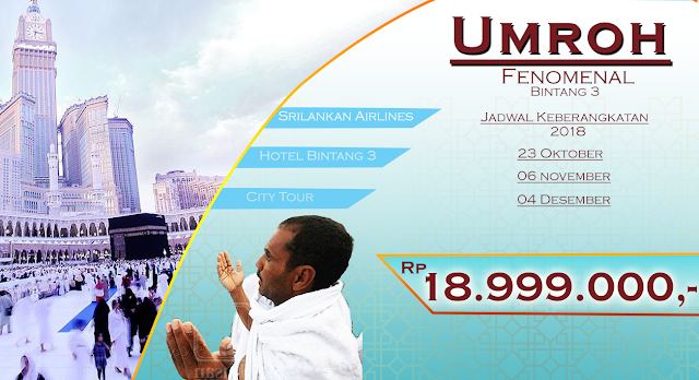 Travel Umroh Murah 2020 ✔️