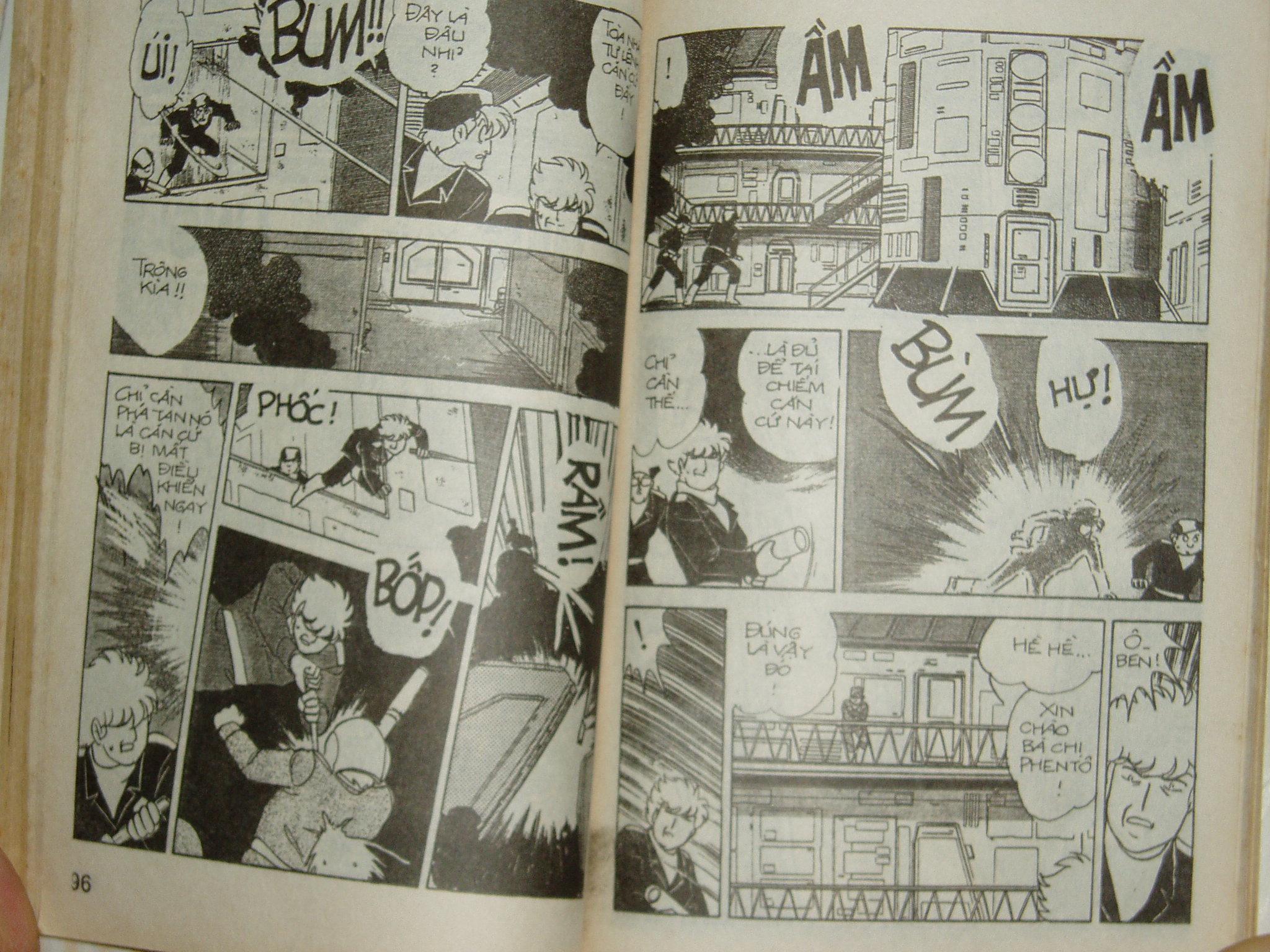 Siêu nhân Locke vol 13 trang 46