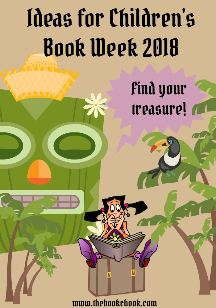 The Book Chook: Ideas for Children's Book Week 2018