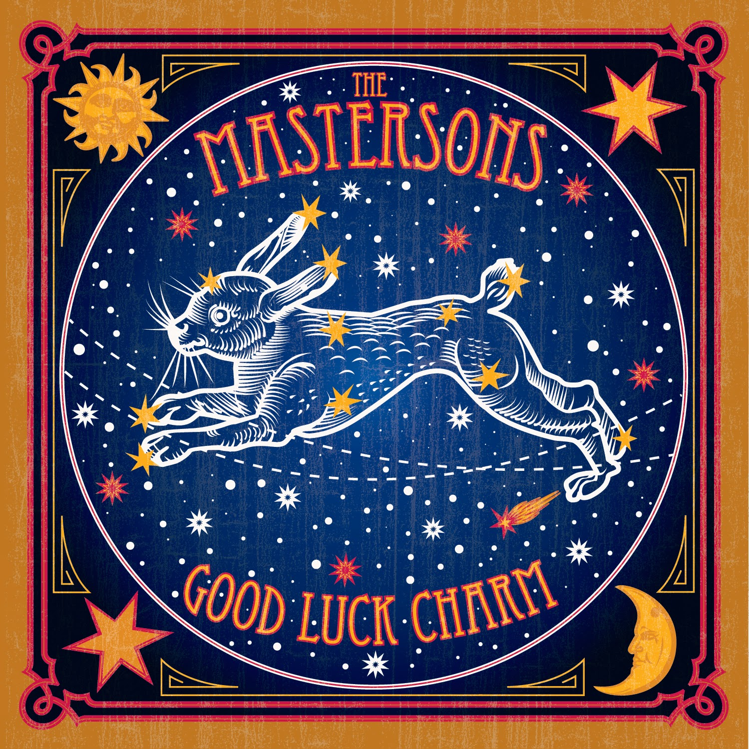THE MASTERSONS - (2014) Good luck charm