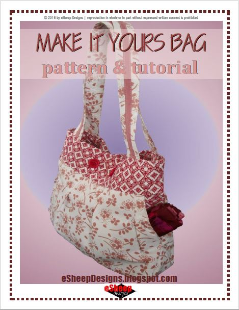 Make it Yours Bag by eSheep Designs