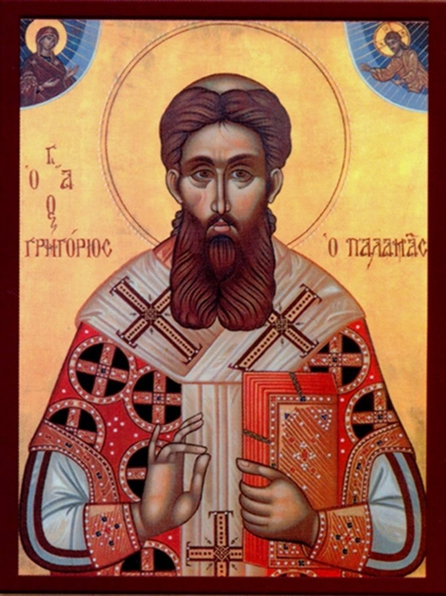 Full of Grace and Truth: St. Gregory Palamas, Archbishop ...