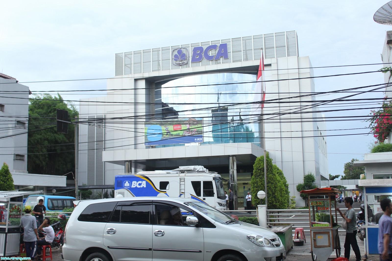 Lokasi Atm Bca Dan Kantor Cabang Daerah Serang Cilegon Pandeglang Dan Tangerang Kotaserang Com