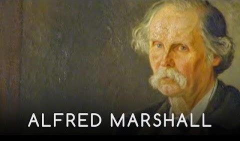 Alfred Marshall y la economia
