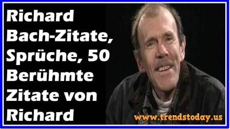 50 Richard Bach-Zitate