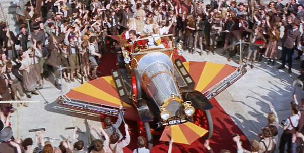 Mr. Movie: Chitty Chitty Bang Bang (1968) Movie Review