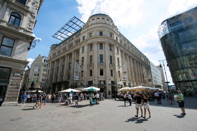 Vaci utca-Budapest