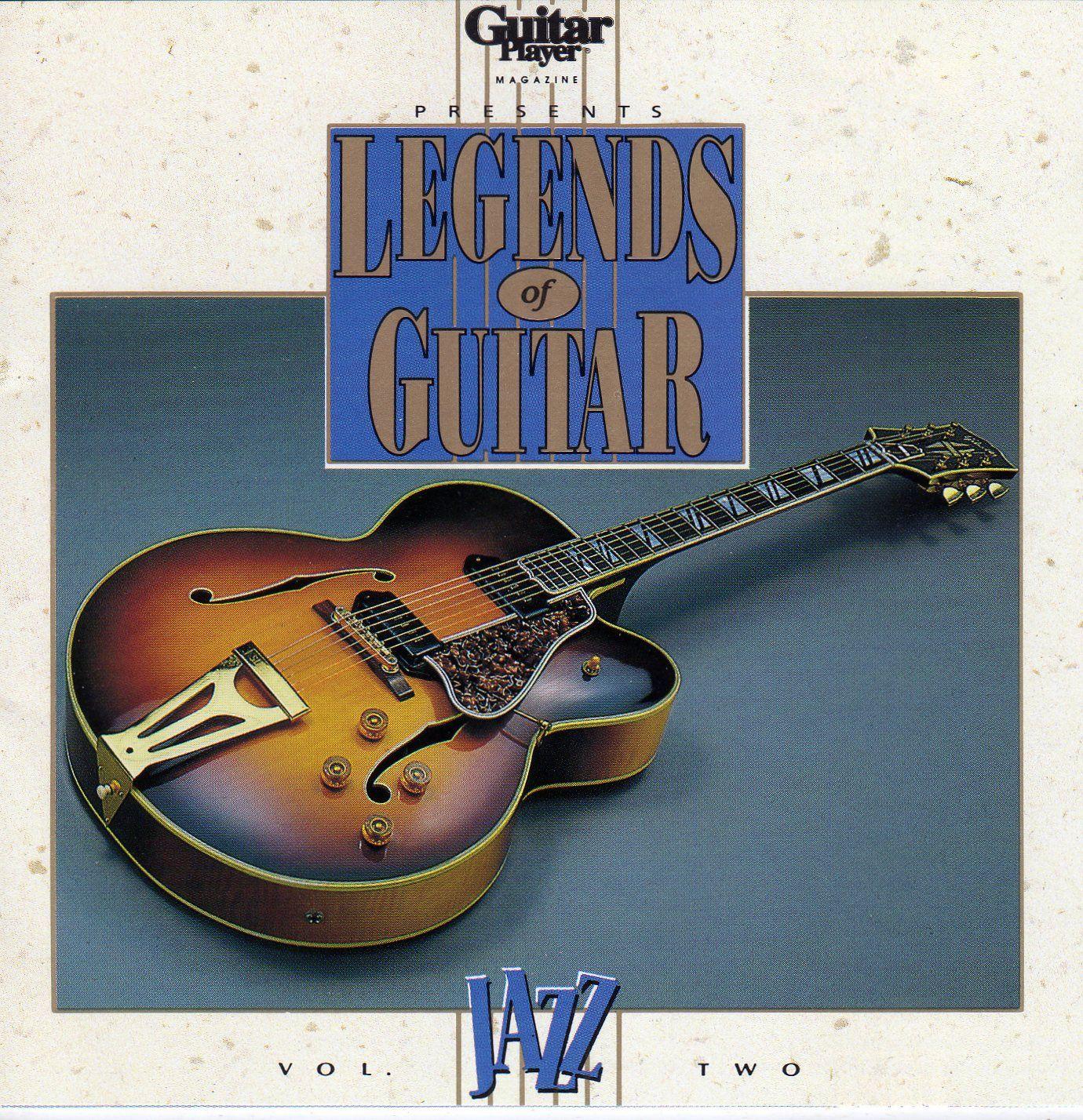 Jazz Rock Fusion Guitar