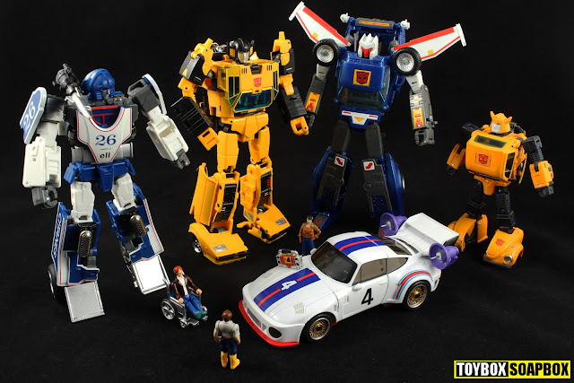 maketoys remaster downbeat speakers