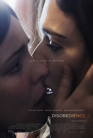 Disobedience 2017 English 1GB BRRip ESubs 720p