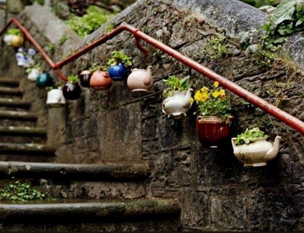 Gartendeko Zum Hängen