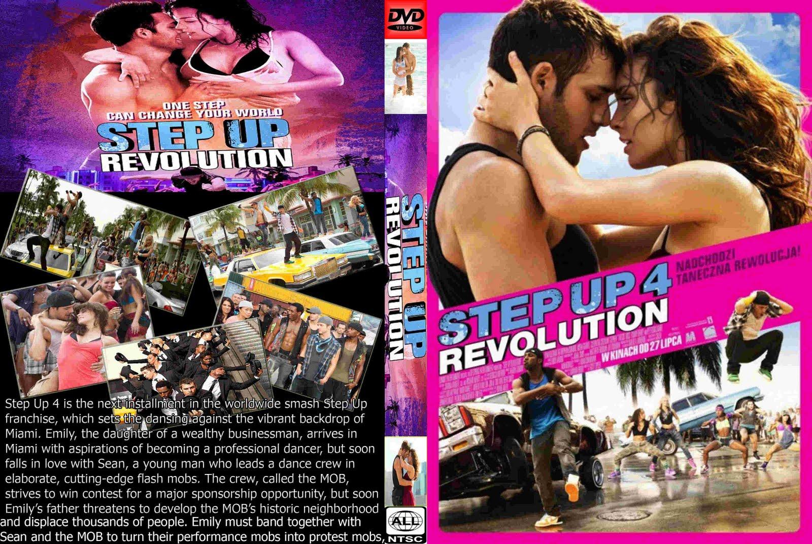 Step up 4 Revolution 2012 bluray 720p