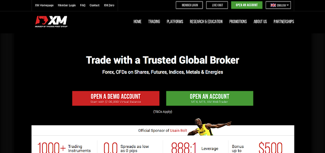 Daftar broker forex untuk trader pemula