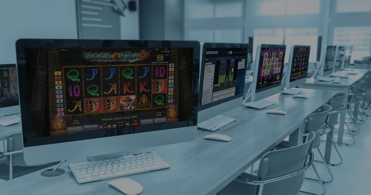 internet casino gaminator