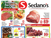 Sedanos Weekly Ad Preview July 15 - 21, 2020