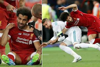 Injury Scare Puts Salah's 2018 World Cup Dream In Danger