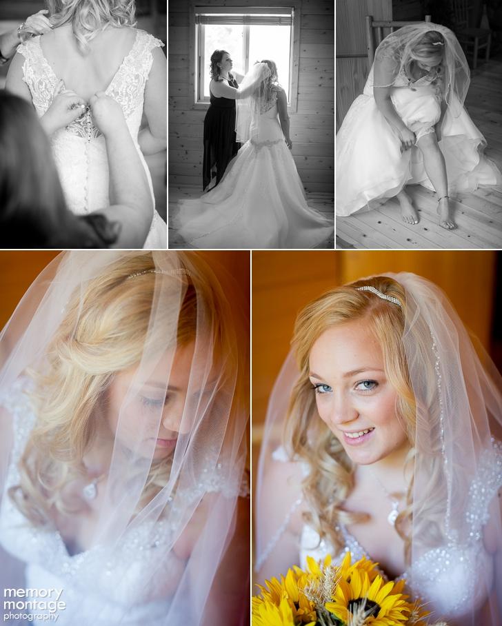 Michalla Knutson Glenn Knutson wedding Mountain Springs Resort Leavenworth