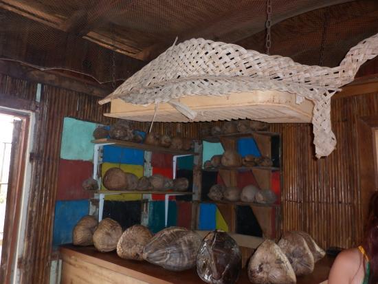 Museu do Coco em San Andrés
