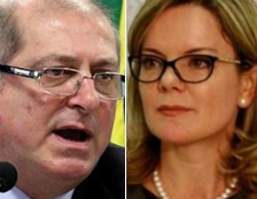 STF julgará denúncia contra Gleisi Hoffmann e marido no dia 20