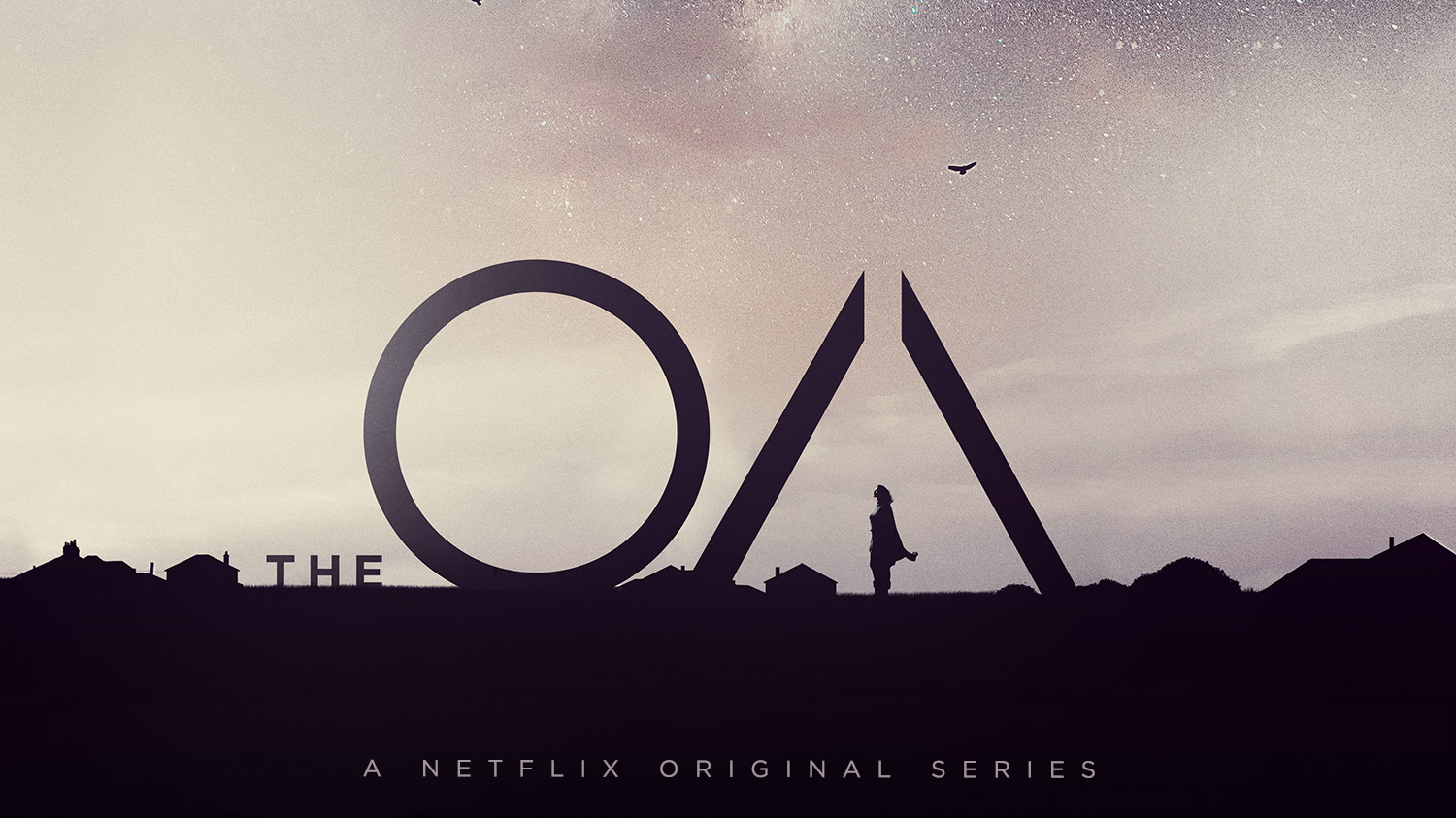 Promotional Poster for the Netflix series The OA