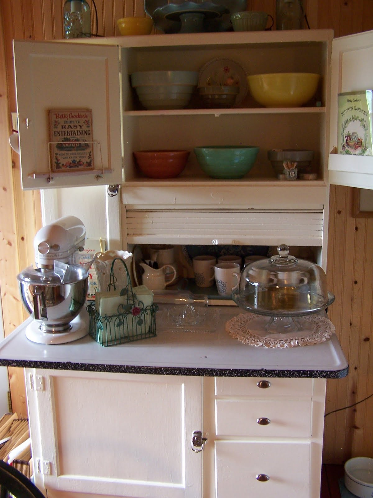 Beatrice Euphemie Kitchen Dreams And Painted Cupboards