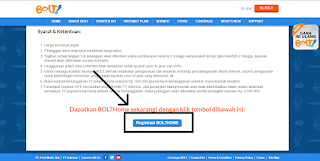 klik regstrasi bolt home